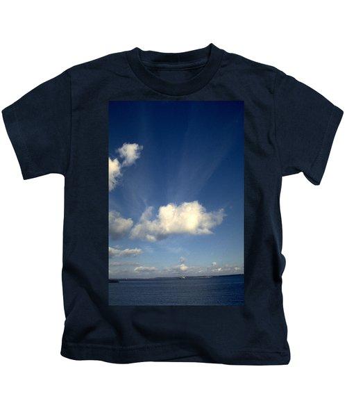 Northern Sky Kids T-Shirt