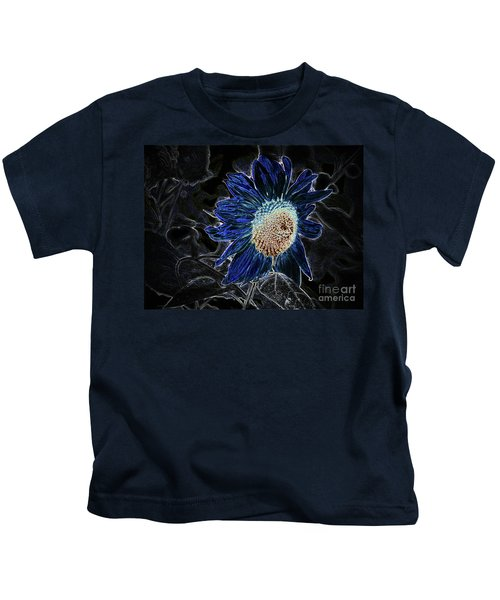 Not A Sunflower Now Kids T-Shirt