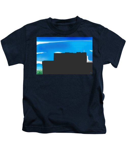 Obstructed View Kids T-Shirt