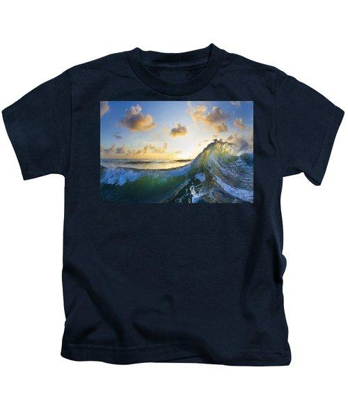 Ocean Bouquet  -  Part 1 Of 3 Kids T-Shirt