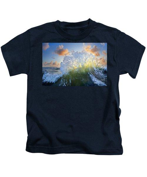 Ocean Bouquet  -  Part 3 Of 3 Kids T-Shirt