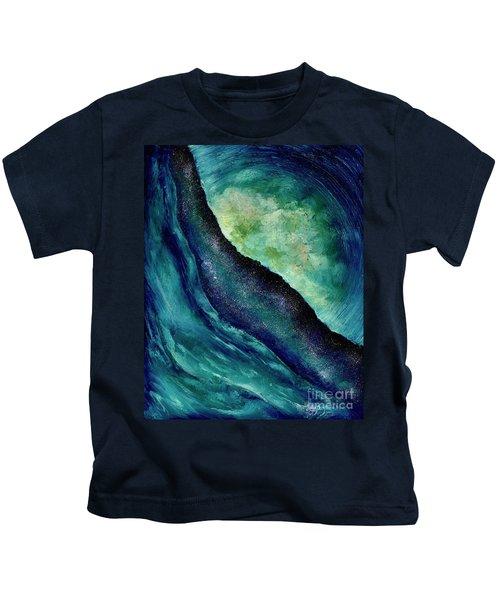 Ocean Meets Sky Kids T-Shirt
