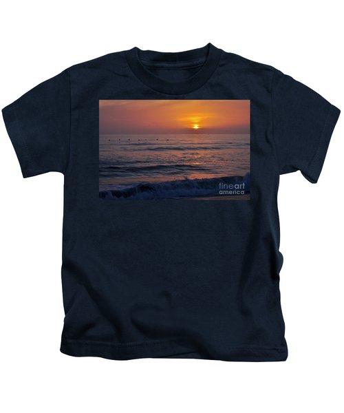 October Set Kids T-Shirt