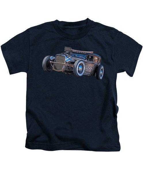 Old Blue Eyes Kids T-Shirt