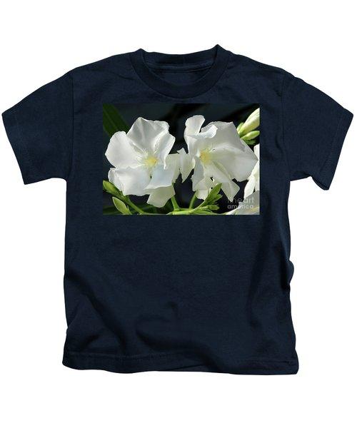 Oleander Mont Blanc 1 Kids T-Shirt