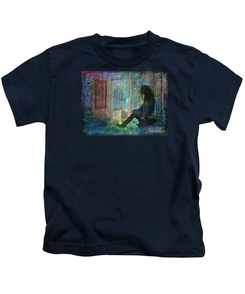 On The Edge Of Summerland 2015 Kids T-Shirt