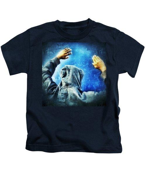 Open The Sky Kids T-Shirt