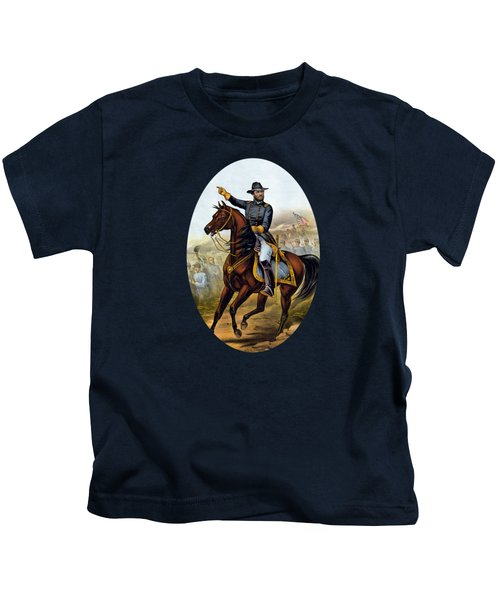 Our Old Commander - General Grant Kids T-Shirt