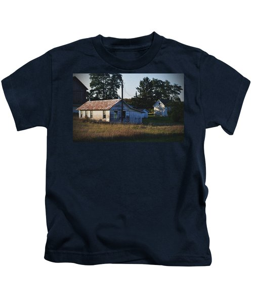 Out Building Kids T-Shirt
