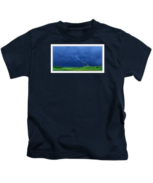 Out Of The Blue Kids T-Shirt