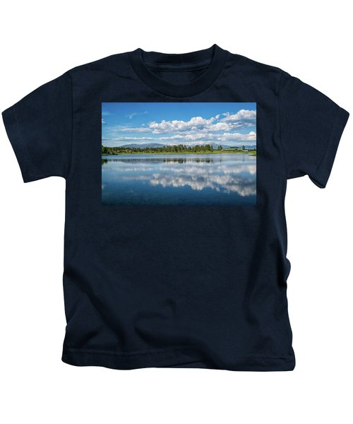 Pagosa Summer Reflections Kids T-Shirt