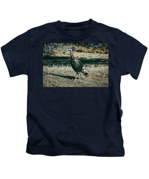 Pagosa Wild Turkey Kids T-Shirt