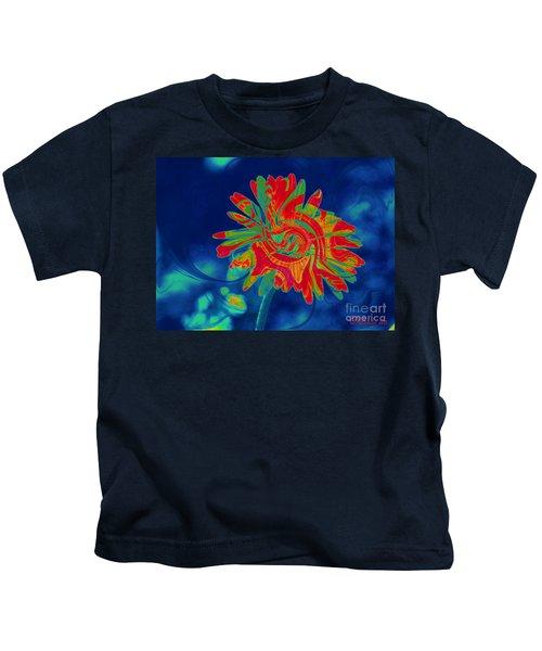 Paisley Gerber Kids T-Shirt