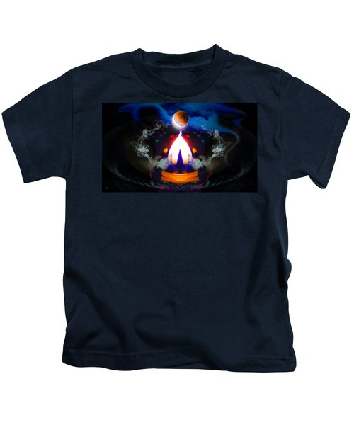 Passion Eclipsed Kids T-Shirt