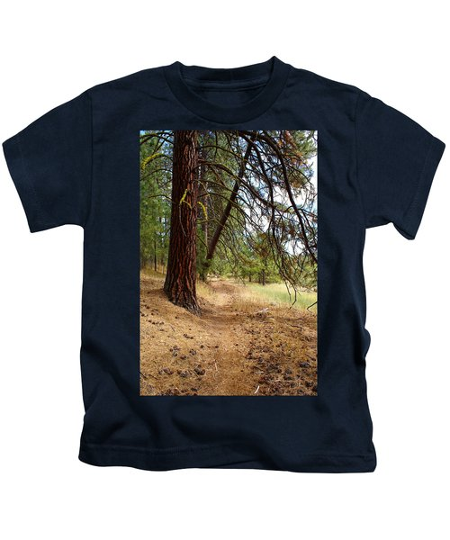 Path To Enlightenment 2 Kids T-Shirt