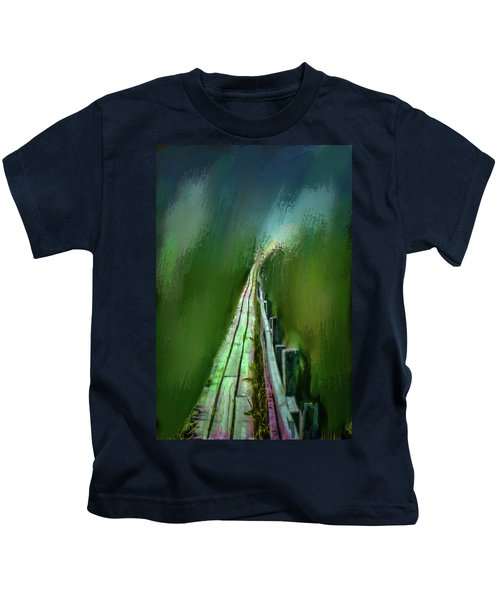 Path To The Unknown #h5 Kids T-Shirt