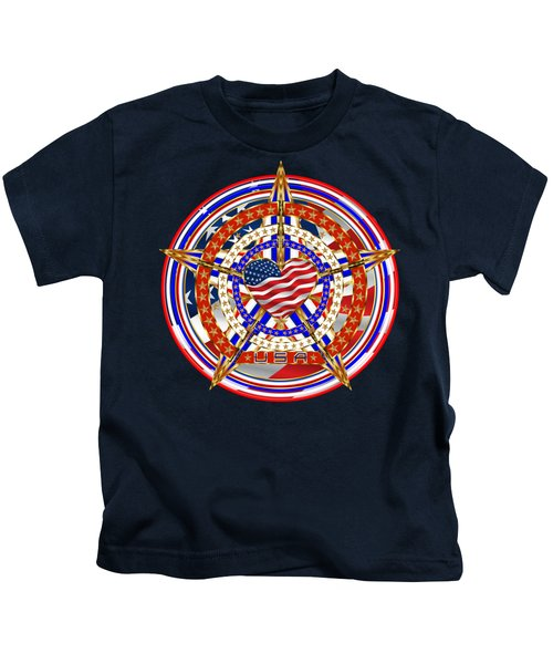 Patriotic For You America Where It Loud And Proud Kids T-Shirt