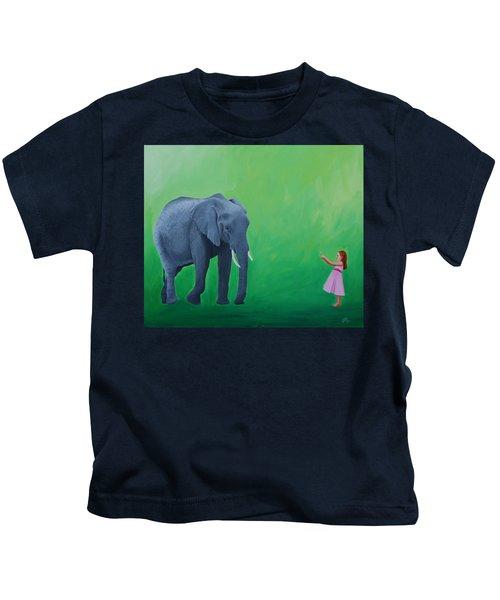 Peace Offering Kids T-Shirt