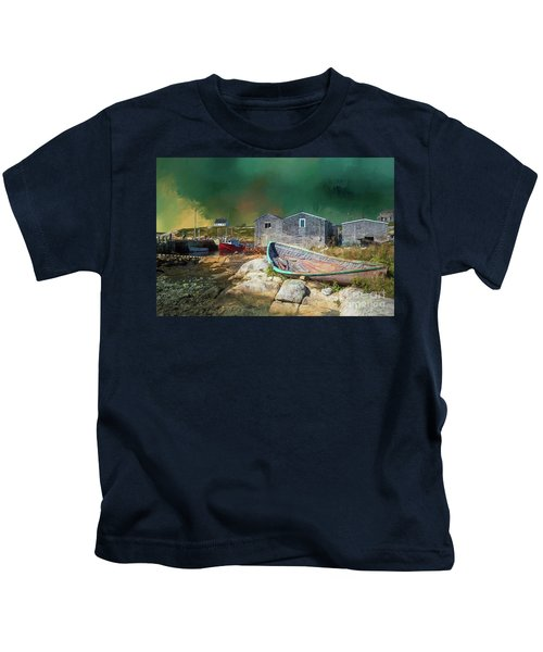 Peggy's Cove Kids T-Shirt