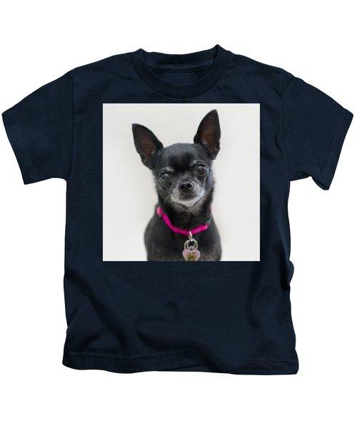 Perlita 2 Square Kids T-Shirt