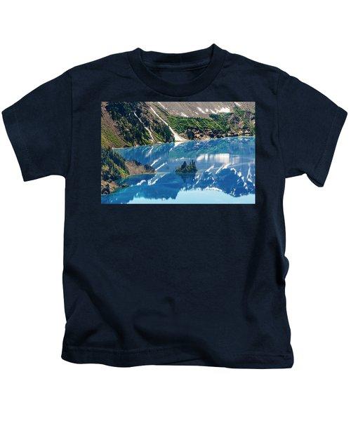 Phantom Ship Island Kids T-Shirt