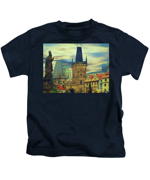 Picturesque - Prague Kids T-Shirt