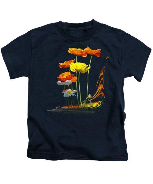 Poppy Pirouette Kids T-Shirt