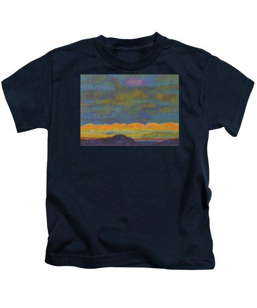 Powder River Reverie, 1 Kids T-Shirt