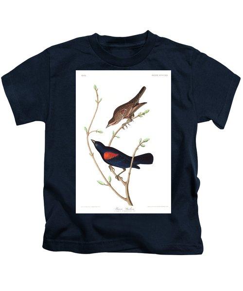 Prairie Starling Kids T-Shirt