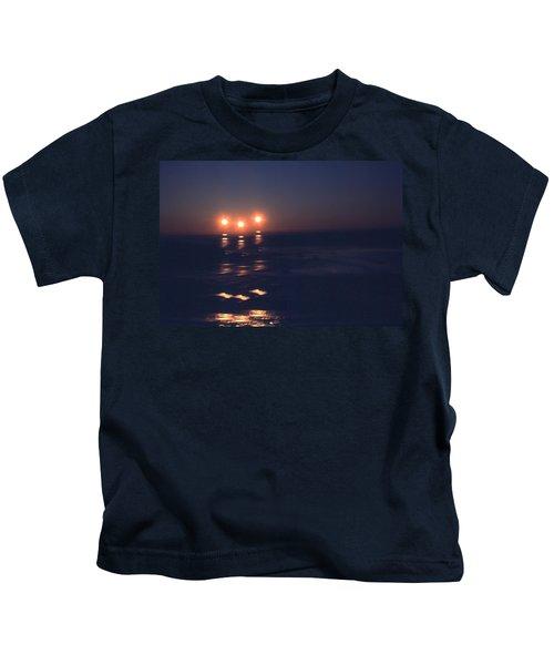 Preventing Sunset Kids T-Shirt