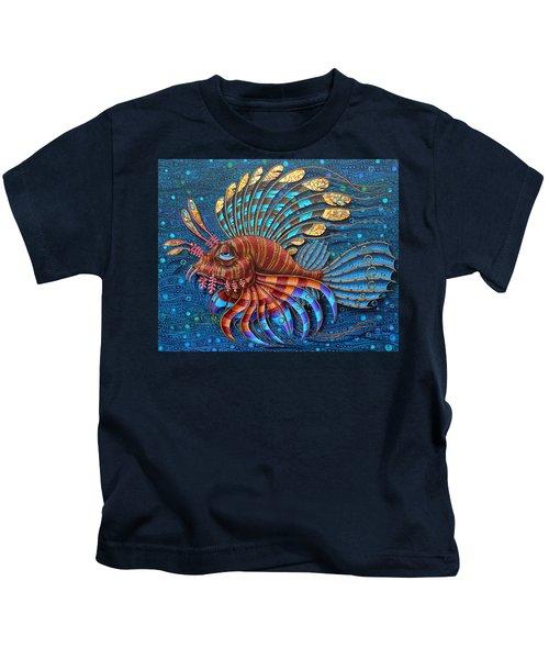 Pterois Kids T-Shirt