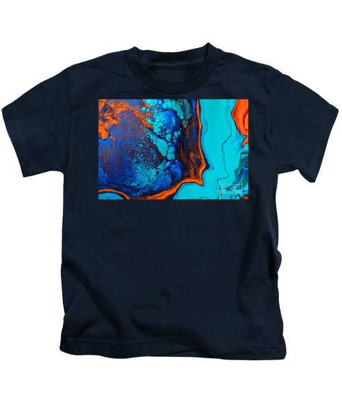 Puffer Fish Kids T-Shirt