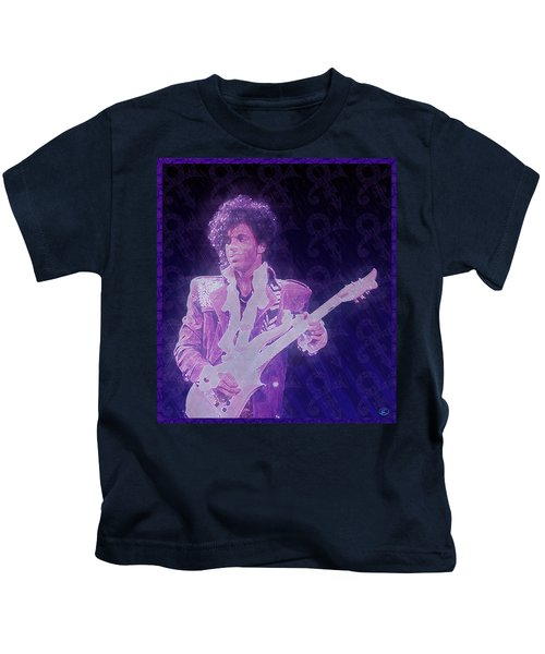 Purple Reign Kids T-Shirt