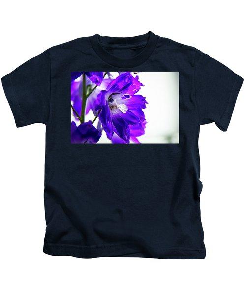 Purpled Kids T-Shirt
