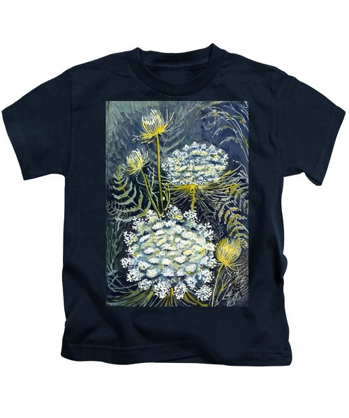 Queen Anne's Lace Kids T-Shirt