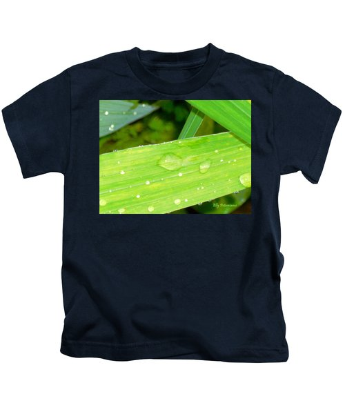 Raindrops Kids T-Shirt