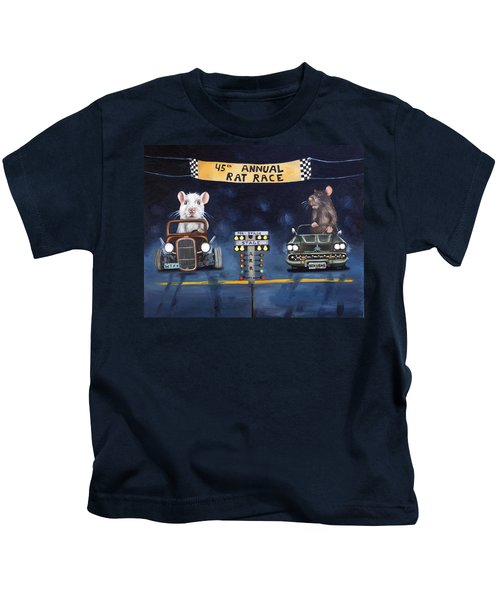 Rat Race Kids T-Shirt