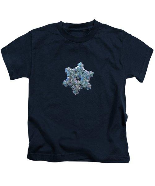 Real Snowflake - 05-feb-2018 - 3 Kids T-Shirt