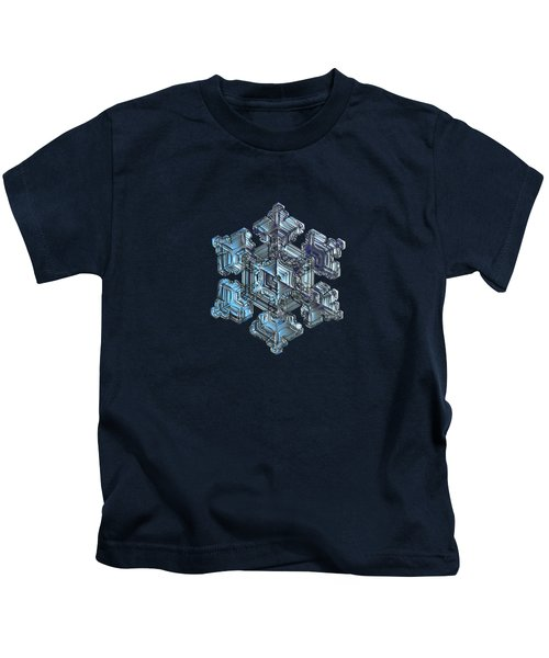 Real Snowflake - 05-feb-2018 - 5 Kids T-Shirt