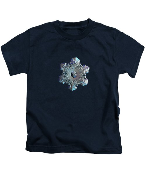 Real Snowflake - 05-feb-2018 - 6 Kids T-Shirt