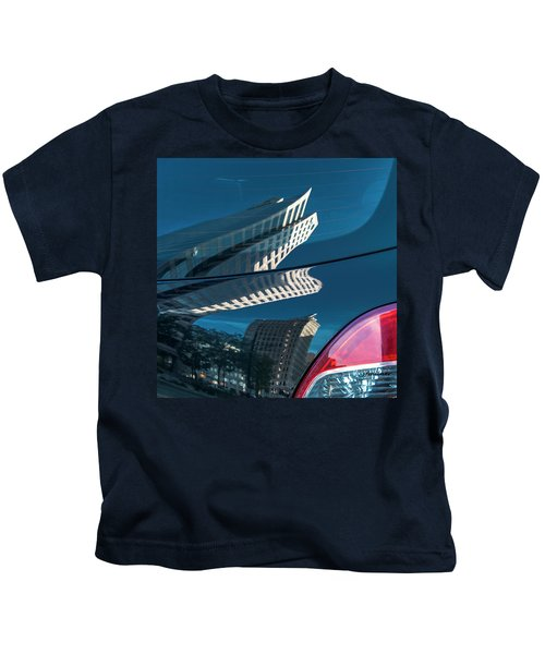 Rear Reflections Kids T-Shirt