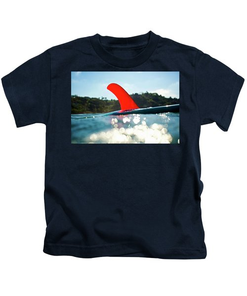 Red Fin Kids T-Shirt