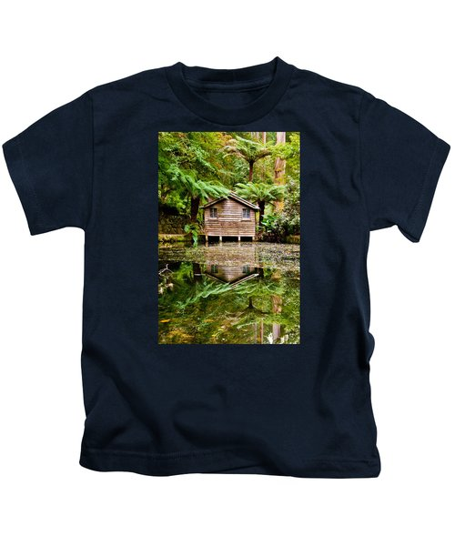 Reflections On The Pond Kids T-Shirt