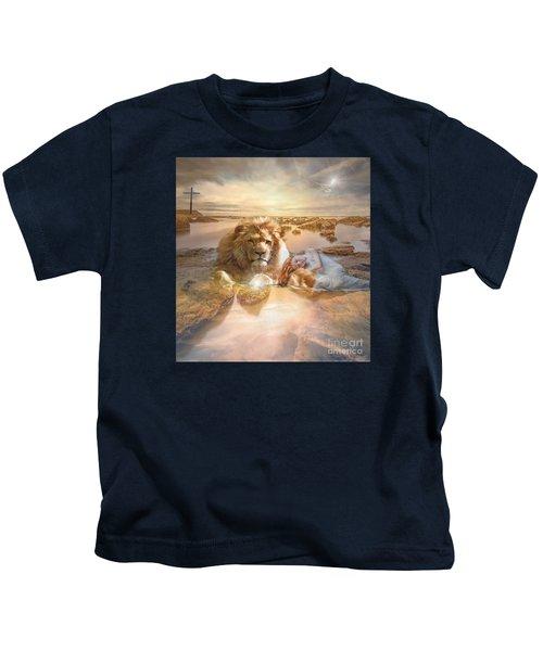Divine Rest Kids T-Shirt