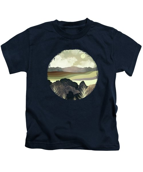 Retro Afternoon Kids T-Shirt