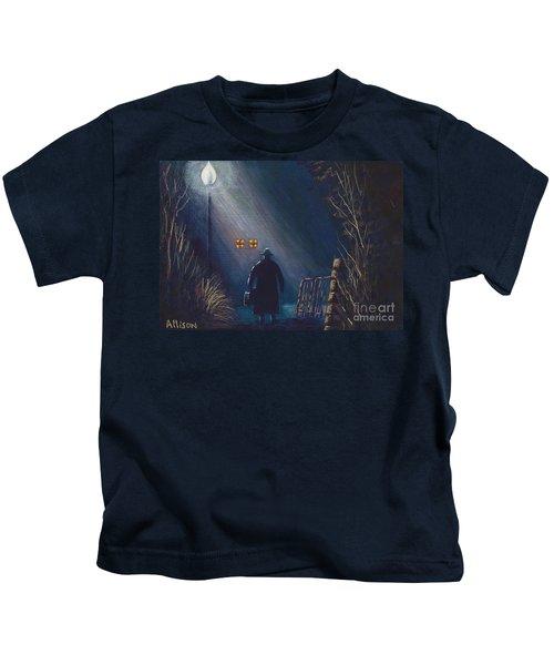 Reverend Hadley Jorgensen Kids T-Shirt