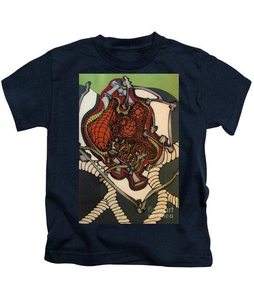 Rfb0109 Kids T-Shirt