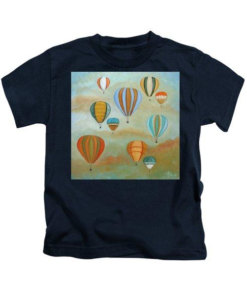 Rising High Kids T-Shirt