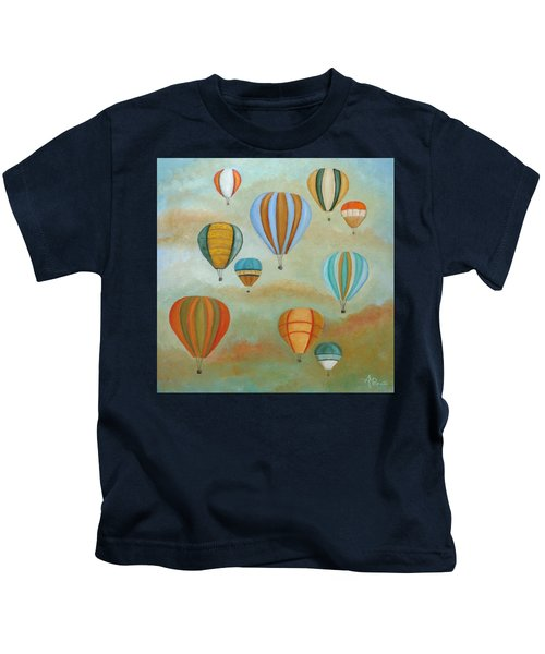 Rising High Kids T-Shirt