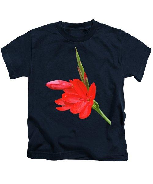 Ritzy Red Kids T-Shirt